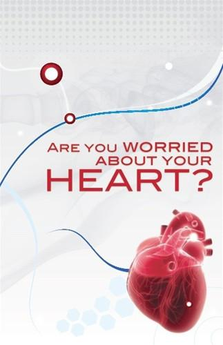 Are you worried about your heart? Brochure 25 Pack
