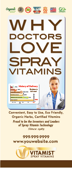 Why Doctors Love Spray Vitamins Banner
