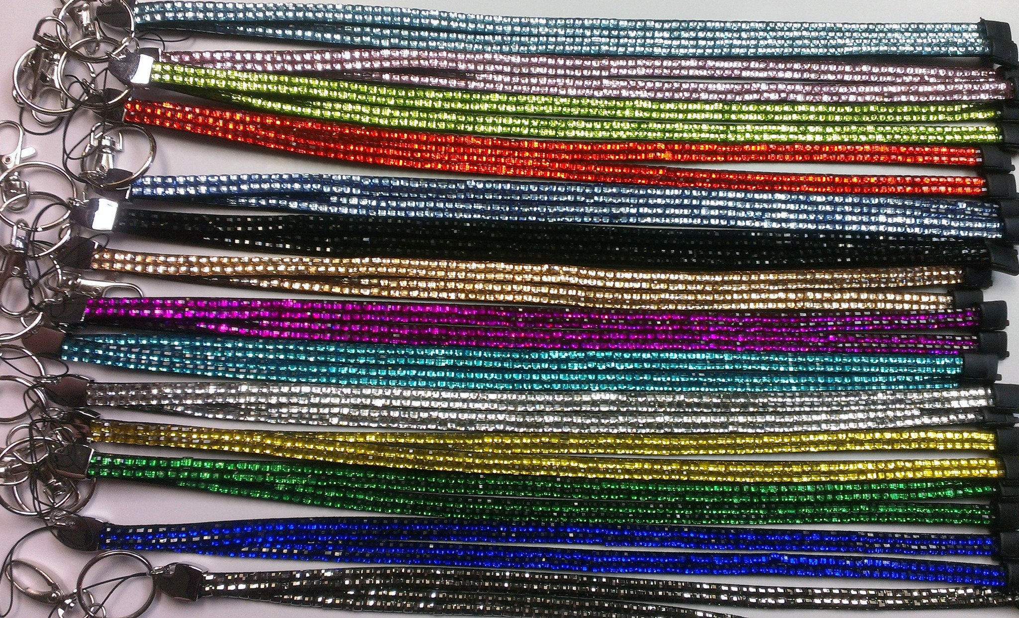 Bling Color Lanyard