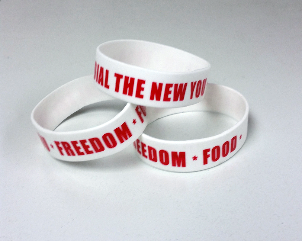 Dial The New You Wristband