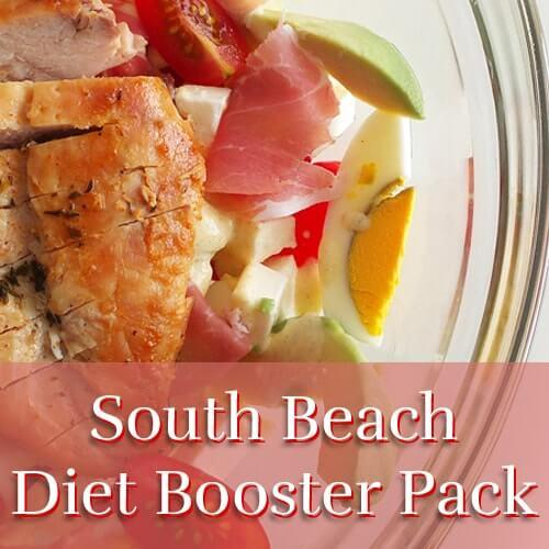 South Beach Diet Booster Pack