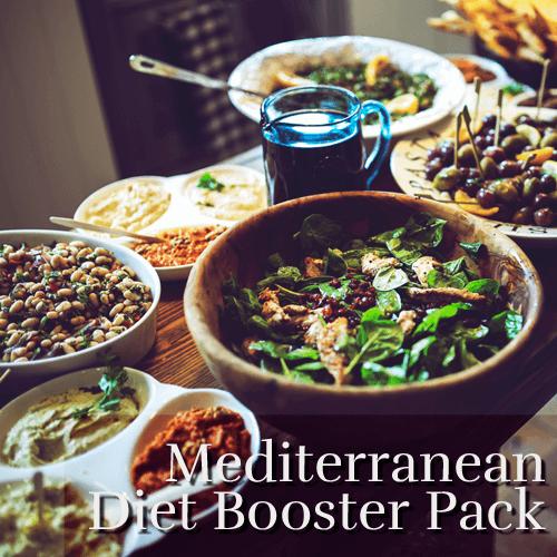 Mediterranean Diet Booster Pack - Members