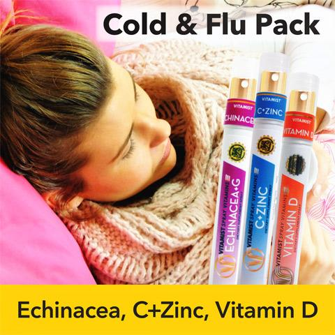 Cold & Flu Pack