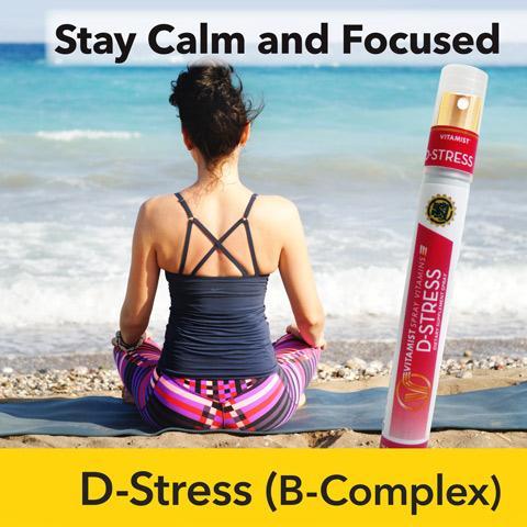 D-Stress (B-Complex) - Members