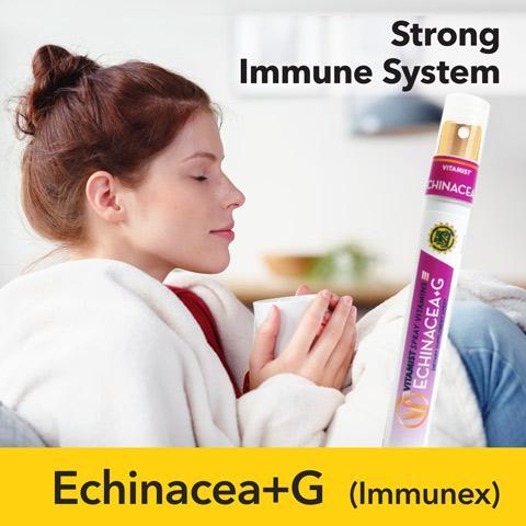 ImmuneX: Echinacea+G