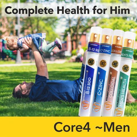 Men's Core 4 - Members