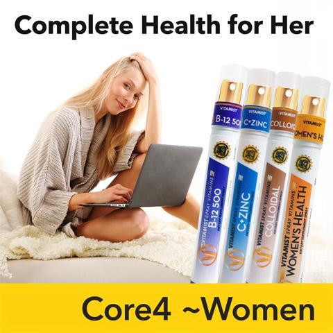 Women's Core 4